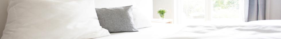 Leinen Bettlaken und Leinen Spannbettlaken