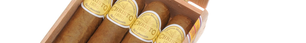 Christo Zigarren & Zigarillos