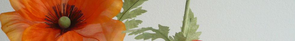 Sebnitzer Kunstblumen - Seidenblumen wie aus der Natur