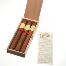 CHRISTO Zigarren Toro, 3 Stück